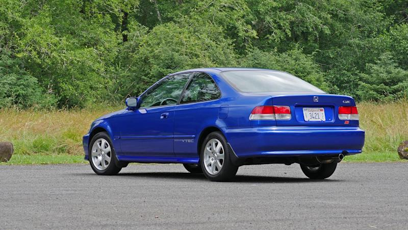 1999 Honda Civic Si Retro First Drive Drive It To Believe It