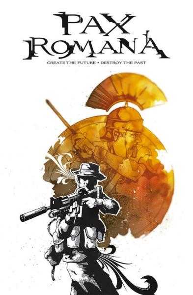 Pax Romana, a comic book series from Jonathan Hickman published by Image Comics, is one of three comic books being turned into a TV show to air on Syfy