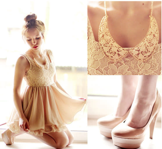 Delicate by Wioletta ? M., 21 year old girl from POLAND. Find more at http://lookbook.nu/marykatefashion