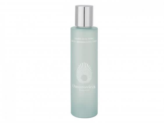This BHA toner will clear our clogged pores and prevent breakouts (Space Nk)