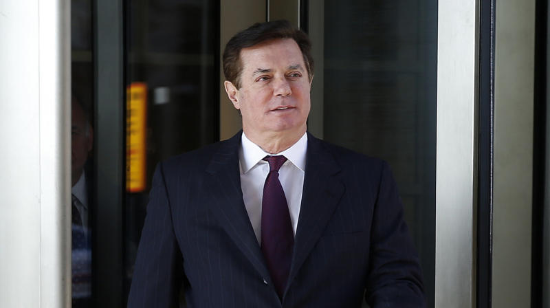 Paul Manafort Sues Special Counsel Robert Mueller, DOJ Over Russia Probe