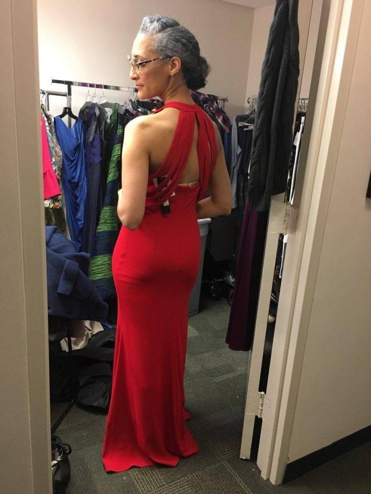 Top Chef Carla Hall Is Letting Fans Choose Her Oscar Dress-4023