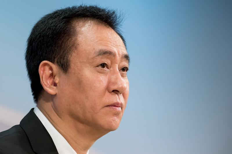 China's Third-Richest Man Set for $2 Billion Evergrande Cash