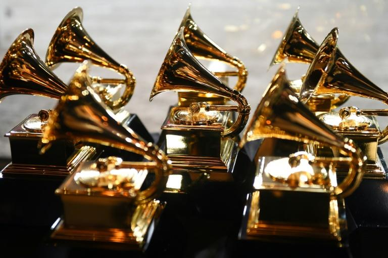 In 2018 the organization created a task force in response to a major backlash that the Grammys -- whose trophies are pictured -- are consistently too male and too white
