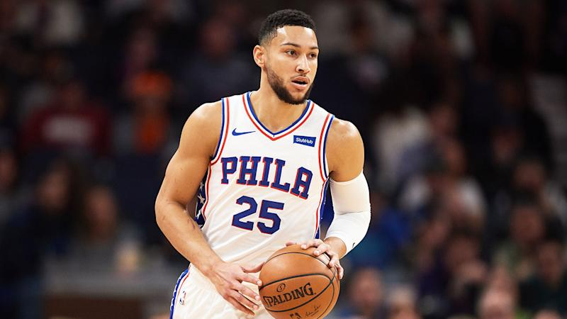 Ben Simmons has signed the richest contract in Australian sporting history. Pic: Getty