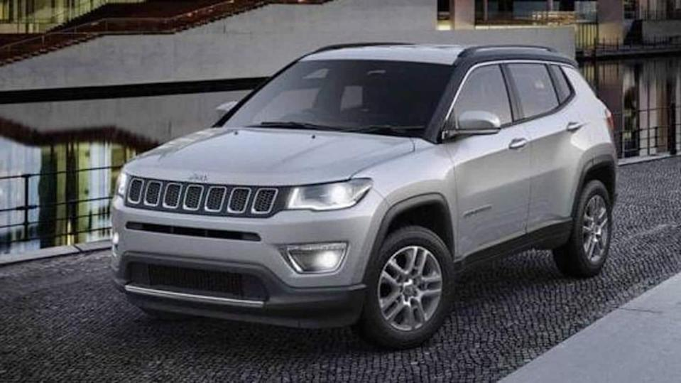 Jeep Compass (facelift) to make global debut in November