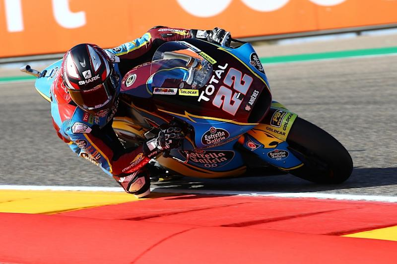 Moto2: Lowes wins again as VR46 duo crash out