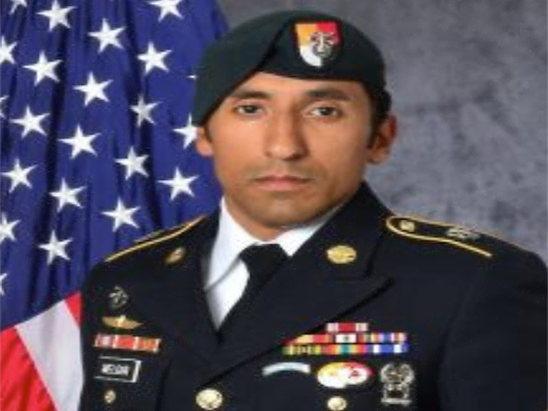 Green Beret discovered SEALs' illicit cash. Then he was killed