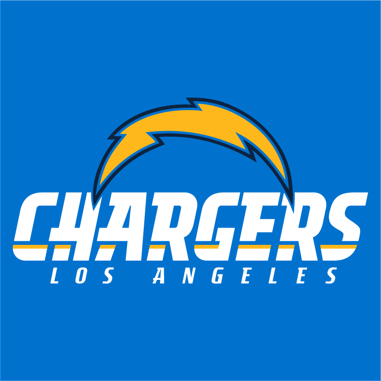 Old Chargers logo