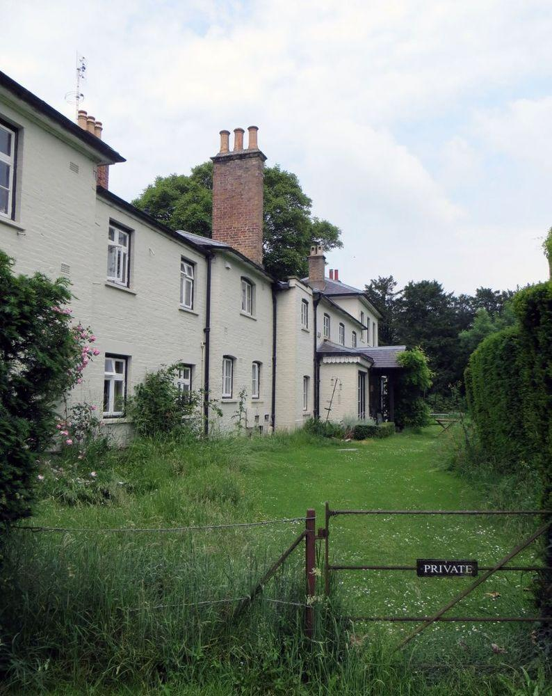 Frogmore Cottage before the renovations | The Image Direct