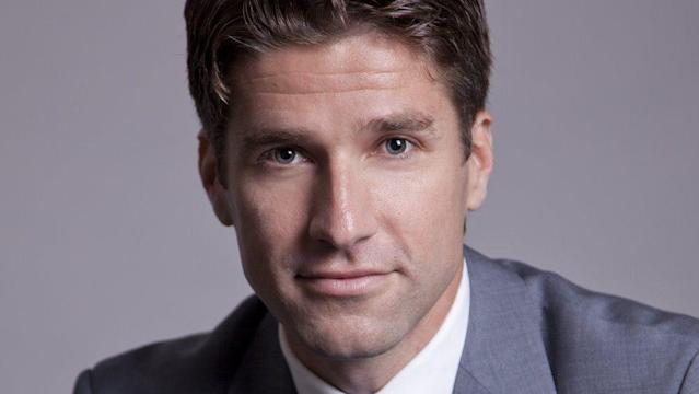Former MLS and U.S. national team player Kyle Martino will run for the U.S. Soccer Federation presidency. (Photo: NBC Sports)