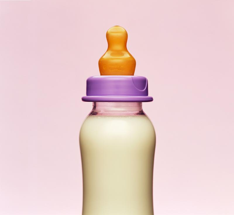Until Recently, This U.S. Company Was Importing Human Breast Milk From Cambodia