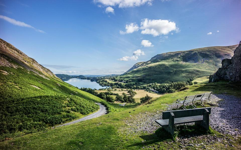Ullswater, Lake District - Getty