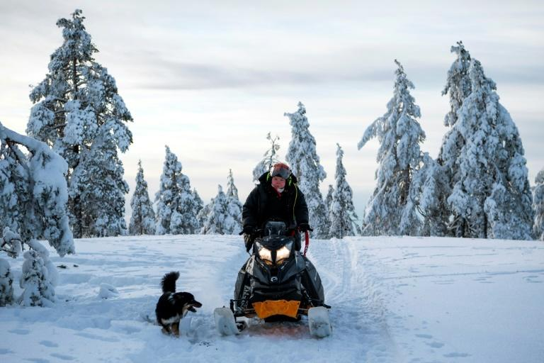 Margret Fjellstrom's parents, who were also herders, could follow the same migration routes year in, year out, to find food, but that's not the case now
