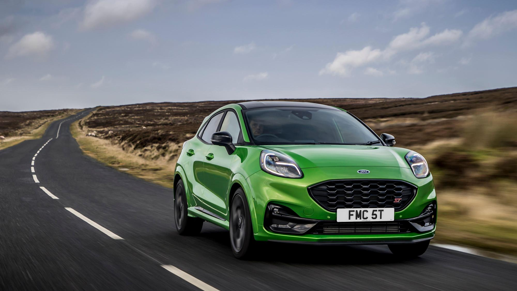 First Drive: Ford's Puma ST brings performance to the crossover segment