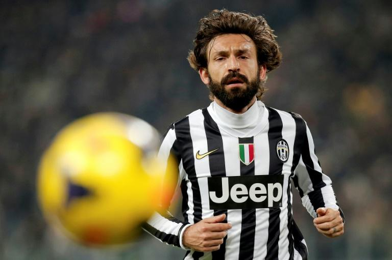 Juve enter unchartered waters with Pirlo at helm