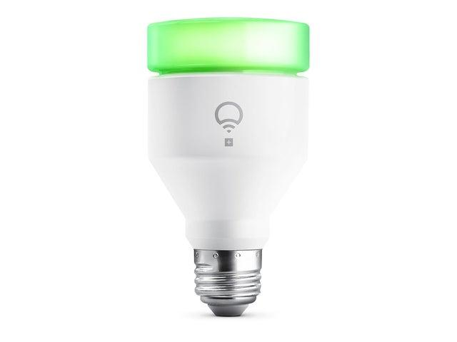 These require no extra bulb and can be scheduled on and offLIFX