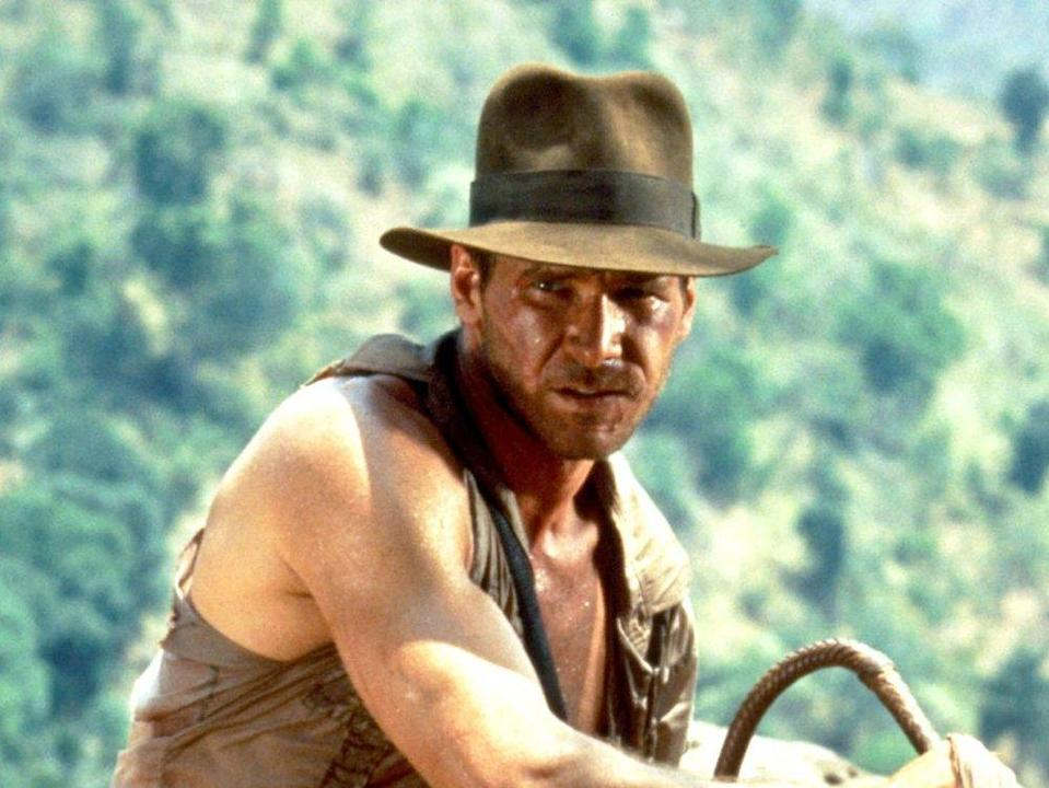 Harrison Ford in