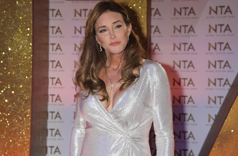 Caitlyn Jenner attends the National Television Awards 2020 at The O2 Arena on January 28, 2020 in London, England. (Photo by David M. Benett/Dave Benett/Getty Images)