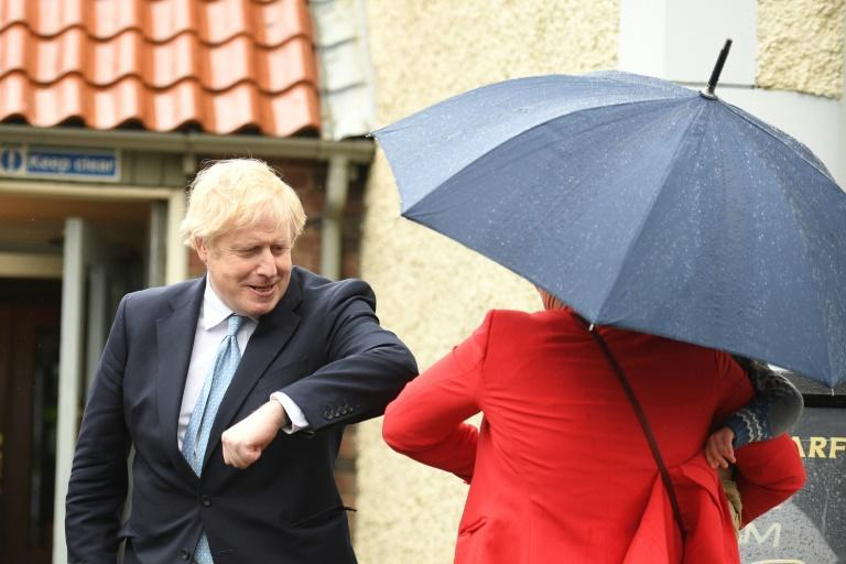 Prime Minister Boris Johnson is riding high after the Conservatives' triumph in last week's local and regional elections in England