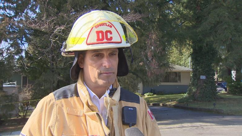 One person dead in Coquitlam, B.C. house fire