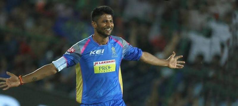 Can Krishnappa Gowtham turn the tables in IPL 2020?