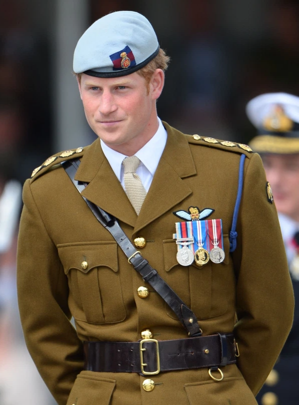 Prince Harry Commodore-in-Chief Small Ships and Diving