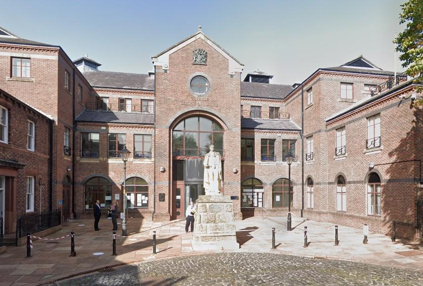 Sophie Hindmarch was sentenced at Carlisle Crown Court, (Google Maps)
