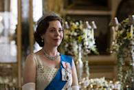 "<p>Thanks to this sumptuous Netflix show, the English royal family is rendered accessible.<a href=""https://www.oprahmag.com/entertainment/tv-movies/a30728358/the-crown-season-5-cast-release-date-photos-news/"" rel=""nofollow noopener"" target=""_blank"" data-ylk=""slk:Slated to be six seasons"" class=""link rapid-noclick-resp""> Slated to be six seasons</a>, the show follows the course of Queen Elizabeth's life, from her early 20s to the '90s. <em>The Crown </em>casts a <a href=""https://www.oprahmag.com/entertainment/tv-movies/a30089526/what-is-jubilee-day/"" rel=""nofollow noopener"" target=""_blank"" data-ylk=""slk:new light on historical events,"" class=""link rapid-noclick-resp"">new light on historical events,</a> and gives interiority to monarchs. The question is: Does <a href=""https://www.oprahmag.com/entertainment/tv-movies/a29777089/does-queen-elizabeth-watch-the-crown/"" rel=""nofollow noopener"" target=""_blank"" data-ylk=""slk:Queen Elizabeth herself watch the show"" class=""link rapid-noclick-resp"">Queen Elizabeth herself watch the show</a>? </p><p><a class=""link rapid-noclick-resp"" href=""https://www.netflix.com/title/80025678"" rel=""nofollow noopener"" target=""_blank"" data-ylk=""slk:Watch Now"">Watch Now</a></p>"