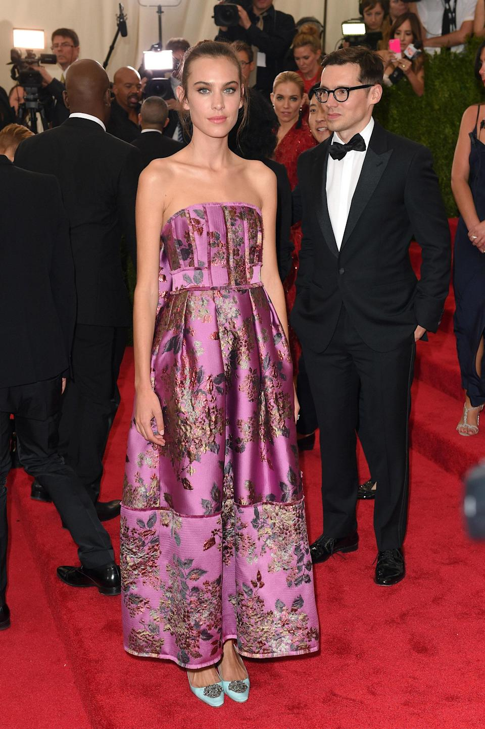 """<h1 class=""""title"""">Alexa Chung in Erdem, 2015</h1><cite class=""""credit"""">Photo: Getty Images</cite>"""