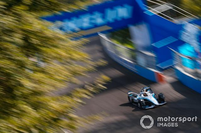 "Stoffel Vandoorne, Mercedes Benz EQ, EQ Silver Arrow 01 <span class=""copyright"">Dan Bathie / Motorsport Images</span>"