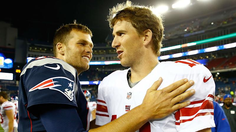 Eli Manning joined Twitter and immediately started trading humorous jabs with Tom Brady