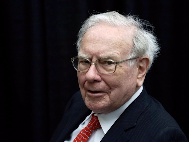 Warren Buffett's Berkshire Hathaway takes stake in Synchrony Financial