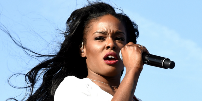 Azealia Banks Arrest Warrant Issued in Boob Biting Case