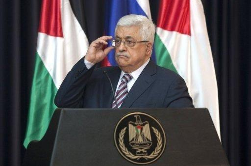 Palestinian president Mahmud Abbas has been in power since 2005