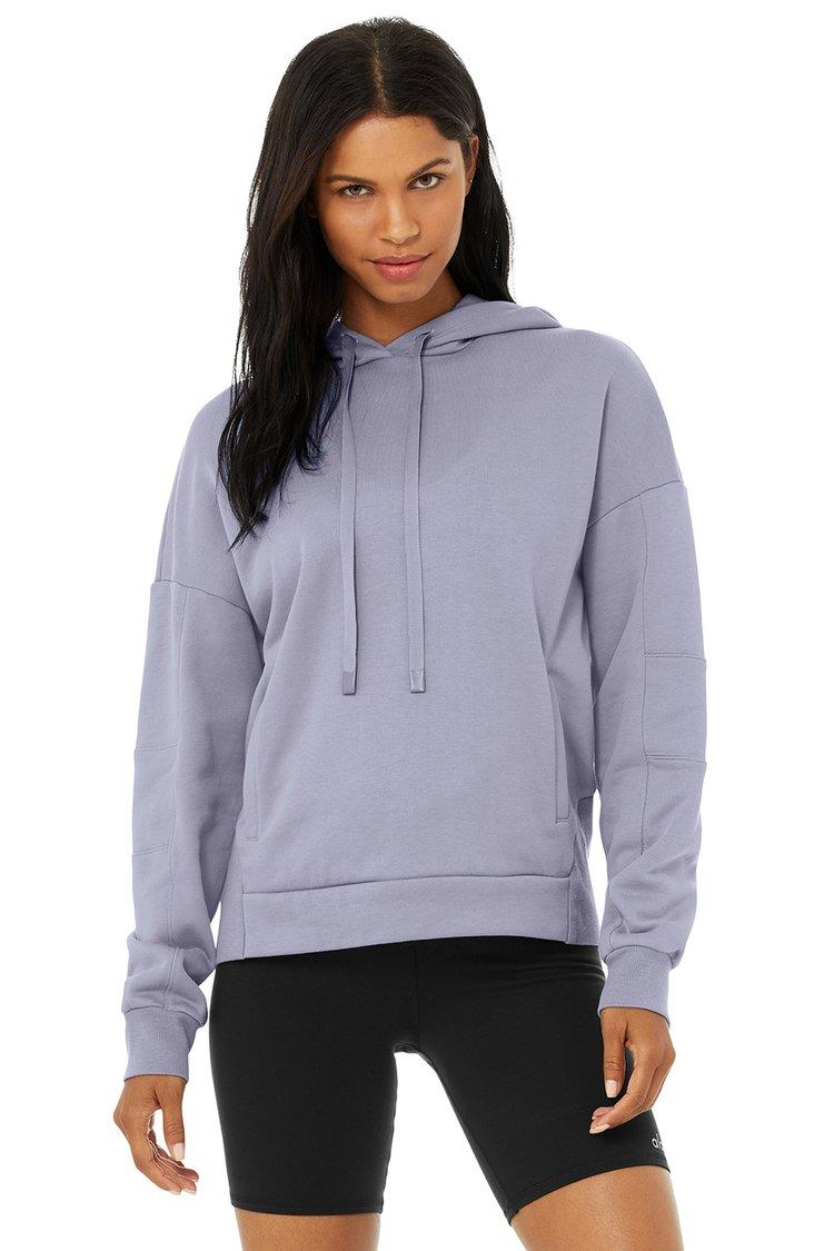 The Interval Hoodie is on sale for Alo Yoga's Black Friday sale, $81 (originally $128).