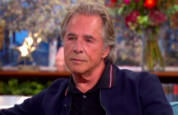 Don Johnson Says 'We're Kicking Around Some Thoughts' About a 'Miami Vice' Reboot (Video)