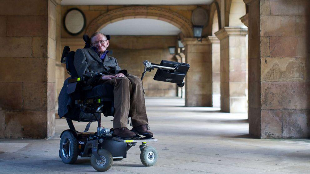 Stephen Hawking has died at 76 (ABC News)