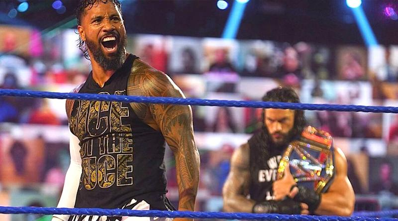 WWE Universal Champion Roman Reigns Could Possibly Lead Heel Stable Involving Jey & Jimmy Uso Post Hell in a Cell 2020 PPV