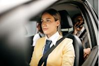 """<p>You've likely used the services of<a href=""""https://www.uber.com/a/signup/drive/deliver/"""" rel=""""nofollow noopener"""" target=""""_blank"""" data-ylk=""""slk:Uber"""" class=""""link rapid-noclick-resp""""> Uber</a> or <a href=""""https://www.lyft.com/drive-with-lyft?"""" rel=""""nofollow noopener"""" target=""""_blank"""" data-ylk=""""slk:Lyft"""" class=""""link rapid-noclick-resp"""">Lyft</a> in the past, but hopping behind-the-wheel of these ride sharing services is a great way to make a quick buck. Once you've done a simple background check and uploaded all your pertinent documents (license, registration, insurance) you can hit the road. If you're in a popular area, or near a major airport, you can rake in some serious cash, and there are safety and cleaning protocols in place while driving during the pandemic to help keep you safer.</p>"""