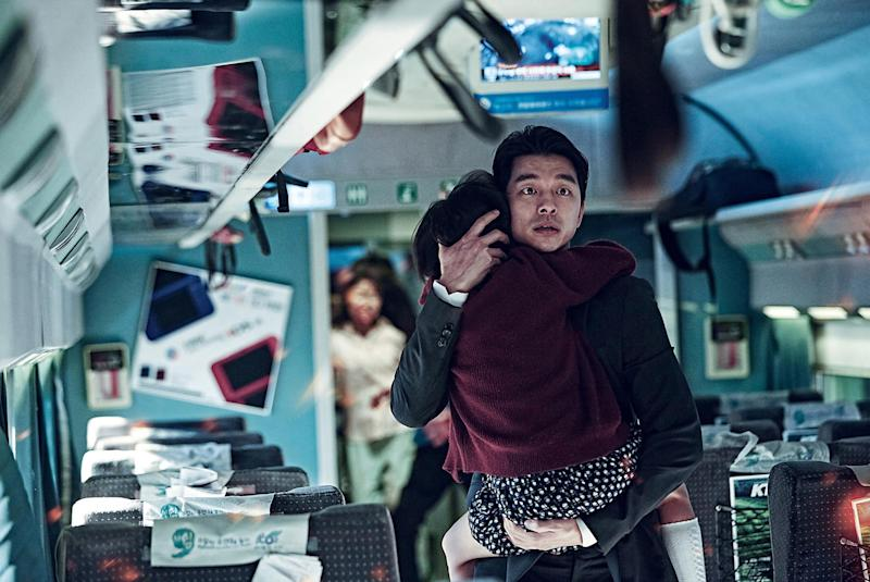 The South Korean zombie movie 'Train to Busan' is a cult favorite (Photo: Well Go USA Entertainment /Courtesy Everett Collection)