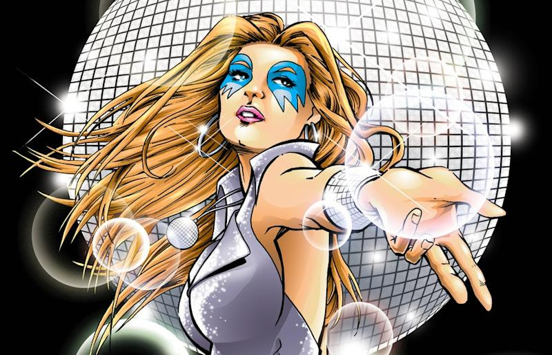 Mutant disco diva Dazzler is finally coming to the big screen in 'X-Men: Dark Phoenix' (credit: Marvel Comics)