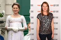 <p>Actress Ruth Gemmell, known for her work in <em>Fever Pitch</em> (1997), <em>EastEnders</em>, and more, takes on the role of Lady Violet Bridgerton, the Bridgerton family's well-meaning matriarch.</p>