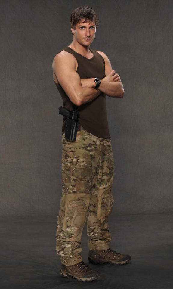 "Daniel Lissing stars as SEAL Officer James King in ""Last Resort"" on ABC."