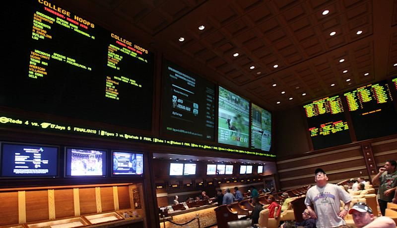 The sports betting industry is expected to change dramatically after the Supreme Court's ruling on Monday. (AP)
