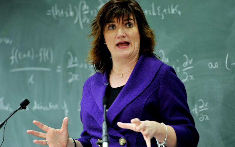 Former Education Secretary Nicky Morgan has criticised the current system of careers guidance - Credit: PA Wire