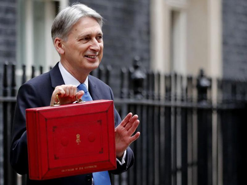 The Chancellor has a good appreciation of the dire mess his colleagues have pushed UK into: AP