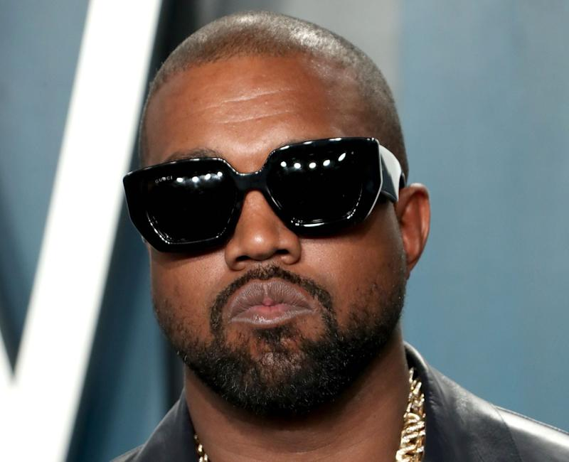 Kanye West leaked his recording contracts on Twitter (Rex Features)