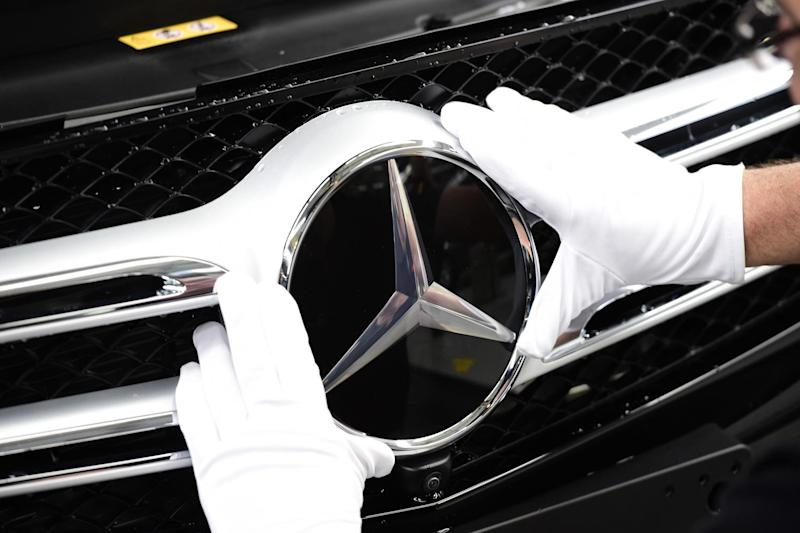 Vehicle recall: Mercedes have recalled 75,000 cars across the UK: Getty Images Europe