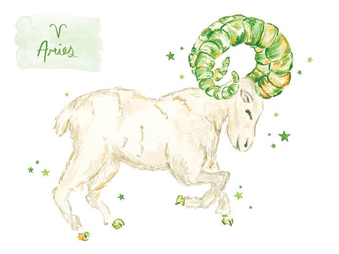 Yahoo astrology monthly aries